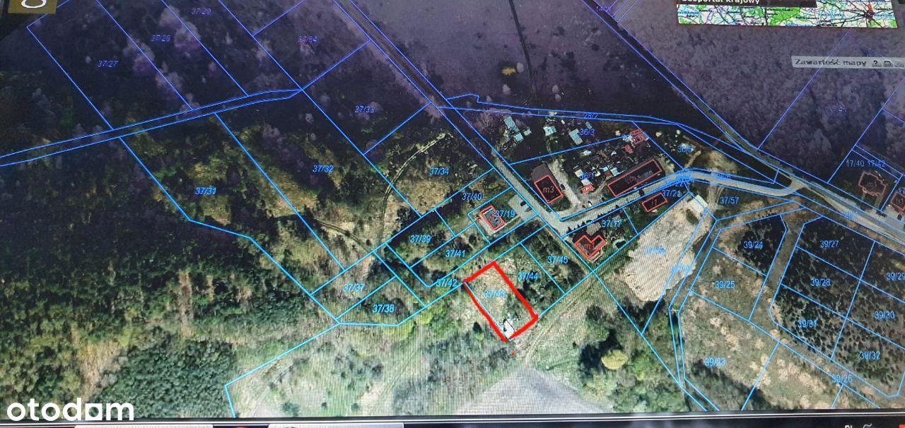 Dzialka grunt 1176 m2 Niwy Wilcze , ul.Slupska