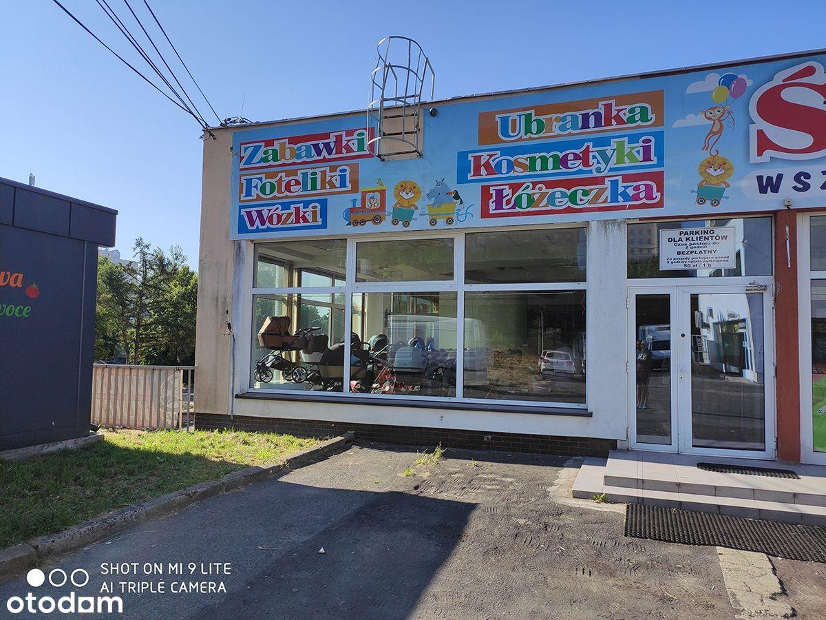 Atrakcyjny lokal 140m3 centrum miasta Mazowiecka