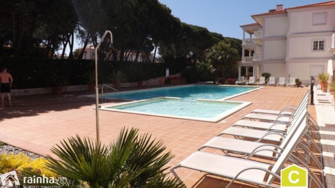 Excelente apartamento T3 - Praia D'El Rei, Óbidos