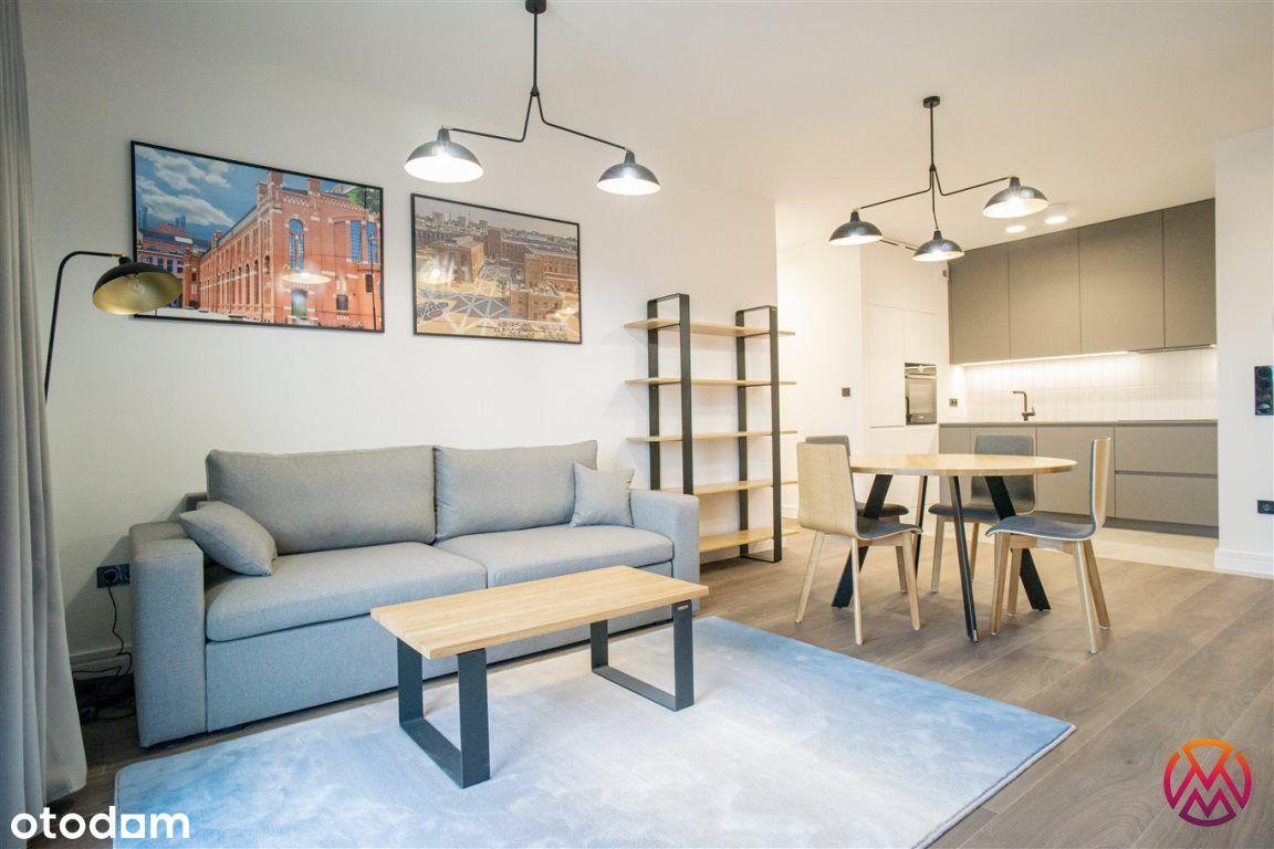 Fuzja, nowe 3-pokojowe mieszkanie + garaż