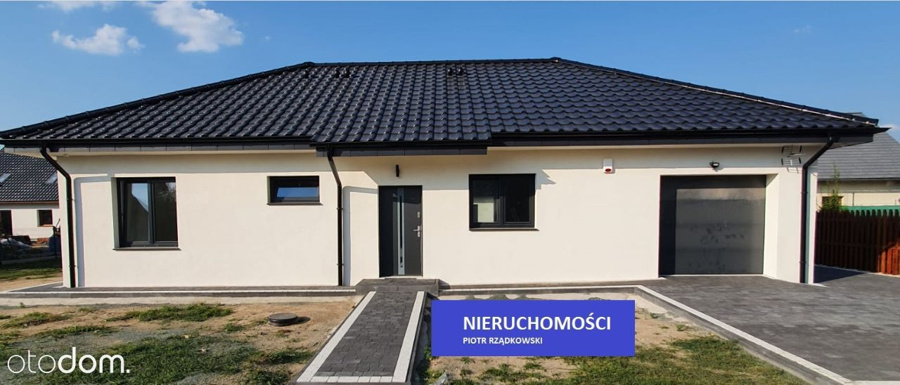 Parterowy*125m2*działka730m2*Stanowice k/Wrocławia