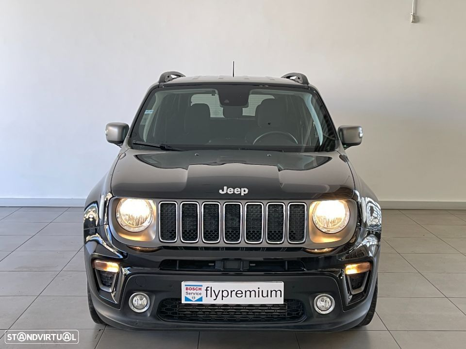 Jeep Renegade 1.6 MJD Limited DCT - 2