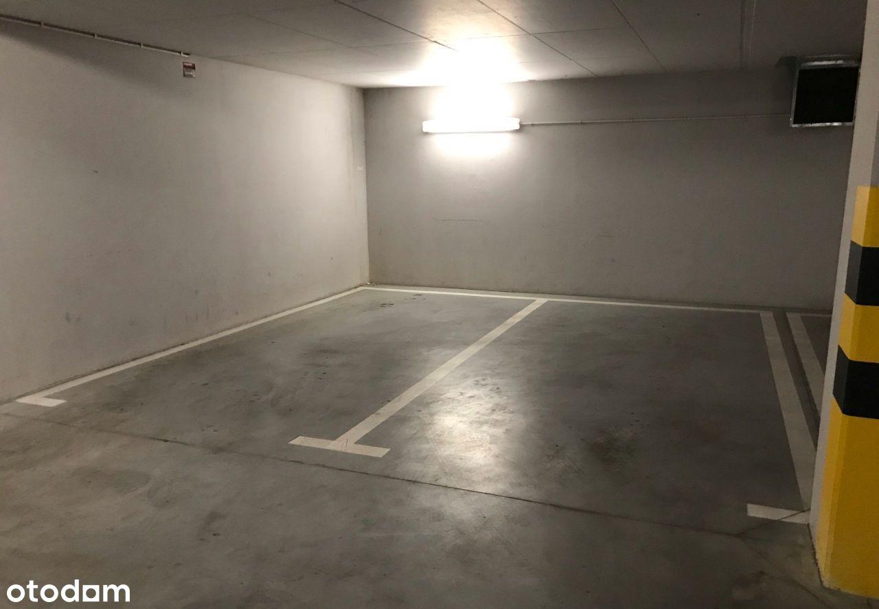 Miejsce postojowe naziemne oraz w garażu podziemny