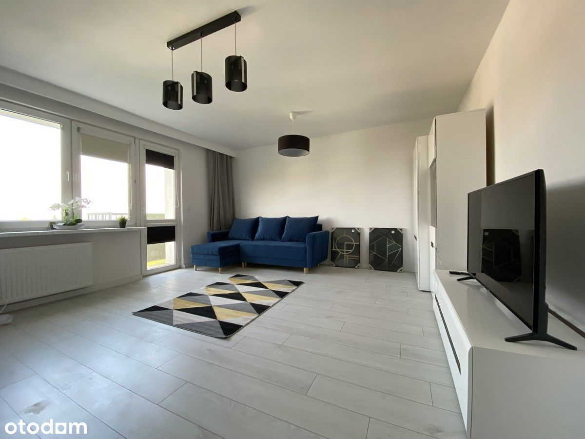 Konin, Centrum - 34 m2 - 2 pokoje -balkon