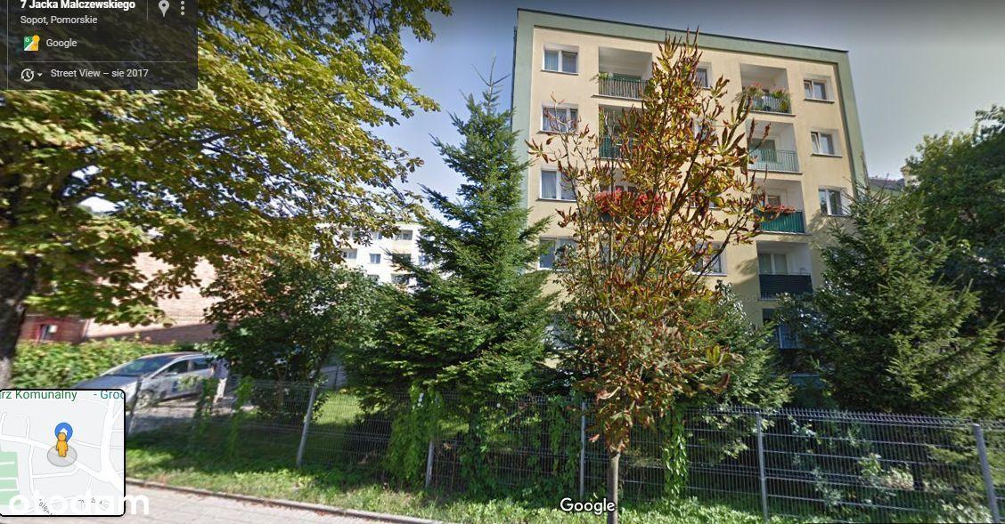 Mieszkanie 2-pokojowe, Sopot ul. Malczewskiego