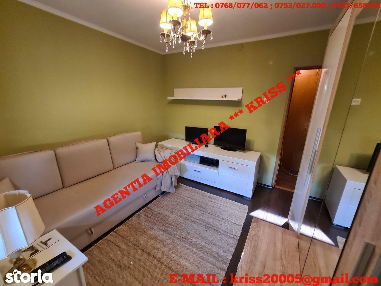 APARTAMENT 2 Camere CRAIOVEI-BOEMA Confort 1 DEC. Centrală Mobilat