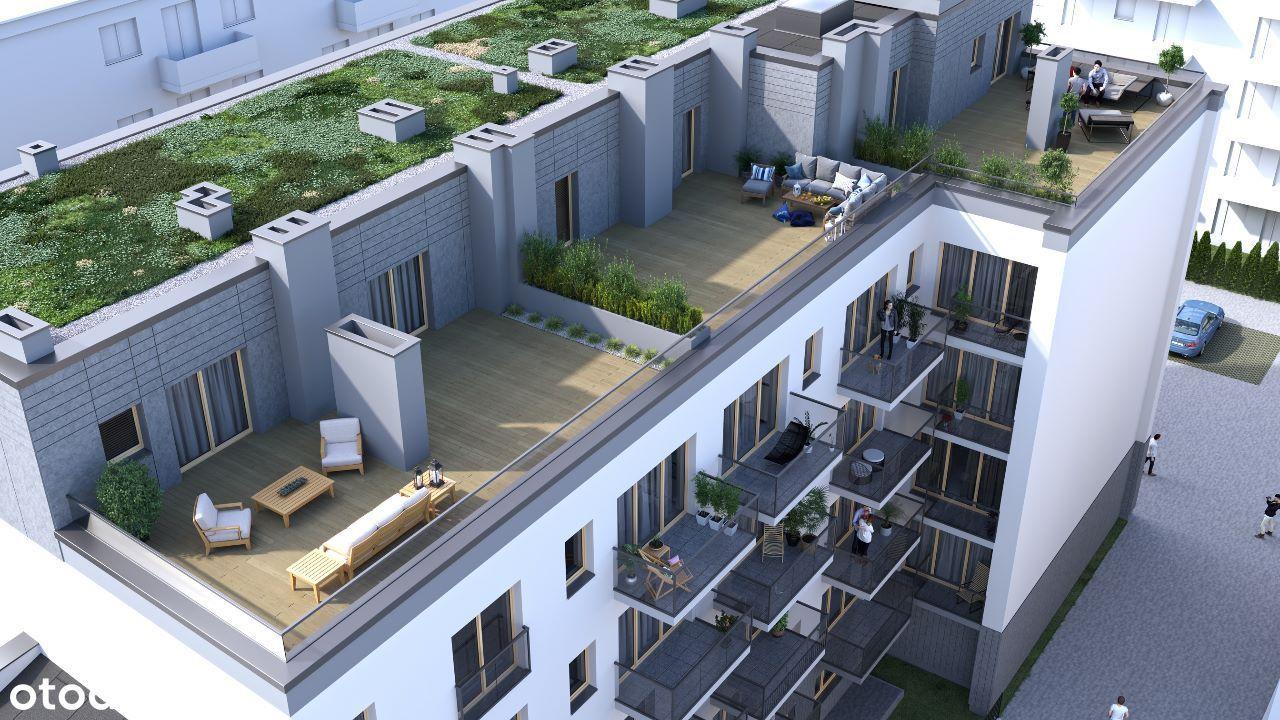 Mieszkanie w centrum*ostatnie piętro*południowe