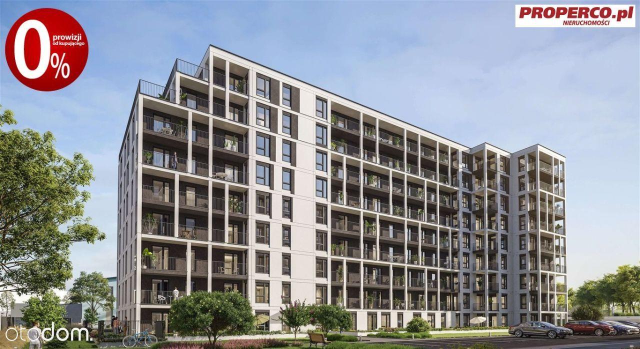 Mieszkanie 2 pok., 48,64m2, ogródek, parter, Ksm