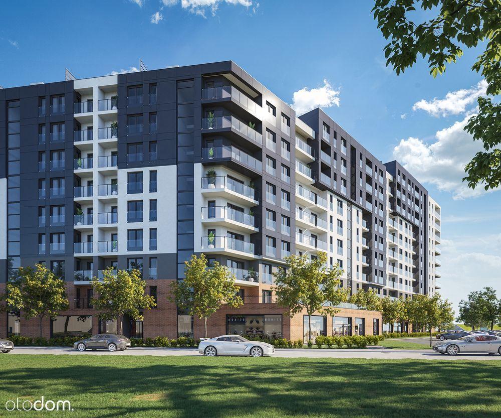 Apartament w inwestycji Fabryczna City M6