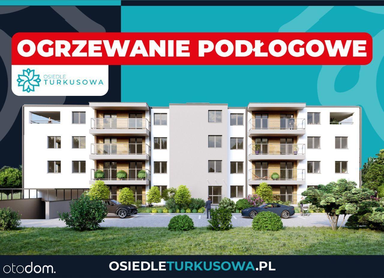 Osiedle z placem zabaw dla dzieci // ul. Turkusowa