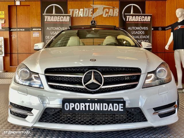 Mercedes-Benz C 250 CDi BE Aut. - 1