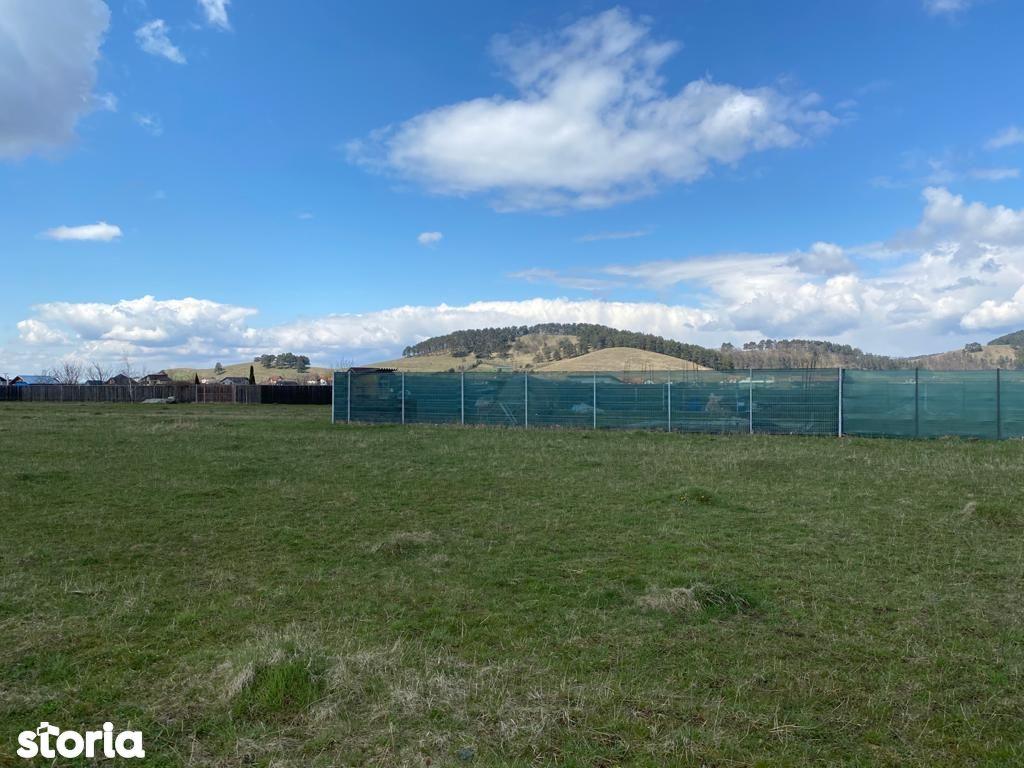 Teren 500 mp sau mai mari, utilitati la teren, Lempes Livada, Sanpetru