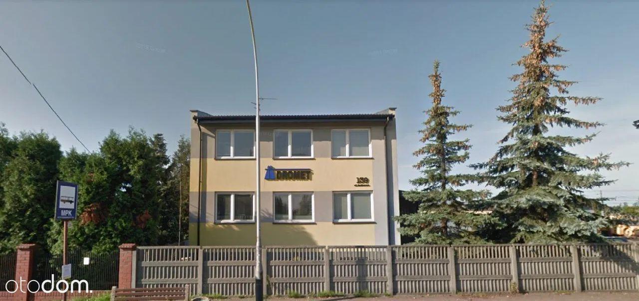 Budynek biurowy i produkcyjny/ Częstochowa