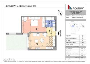 Kobierzyńska 164 - 2 pokoje, zakończenie 2020 r.