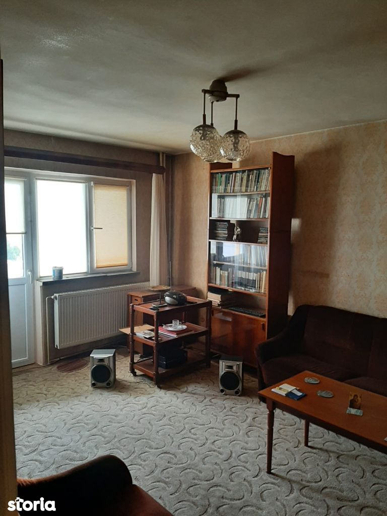 Apartament 3 camere Nord, centrala termica.