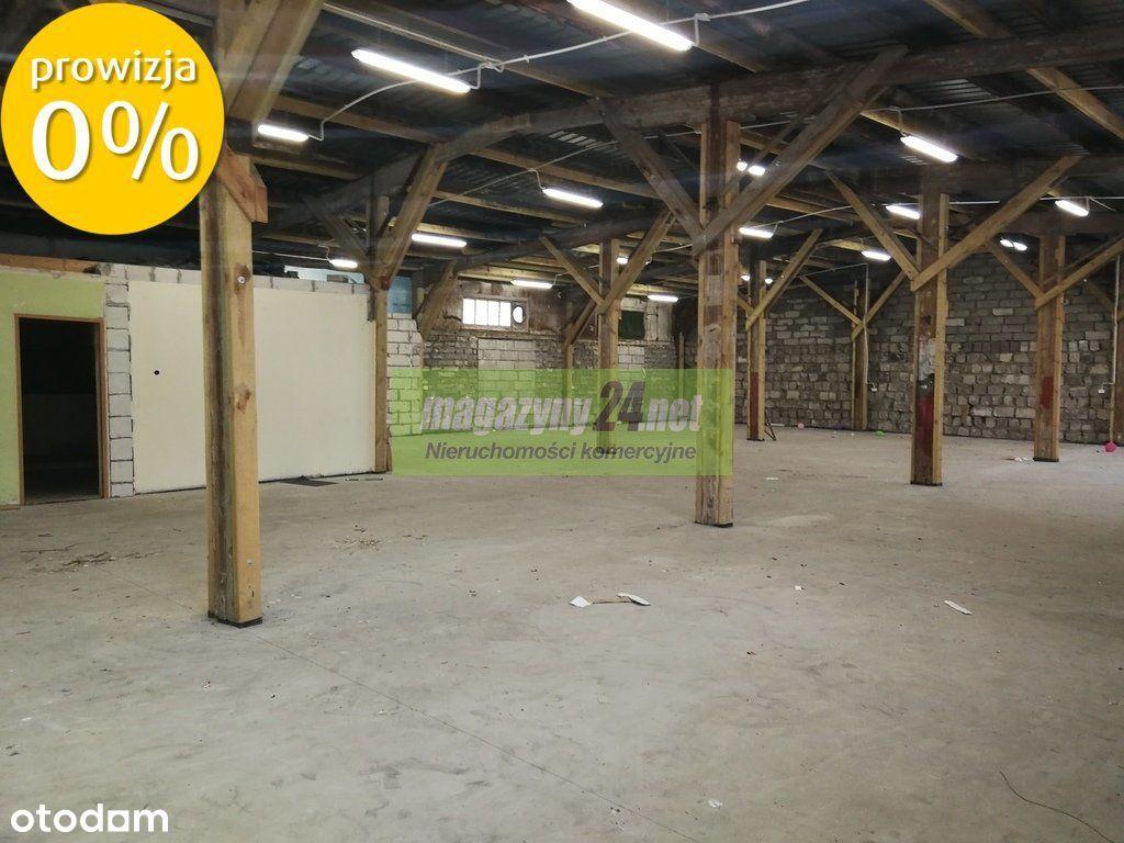 Lokal magazynowo biurowy do wynajecia 400 m2, Wola