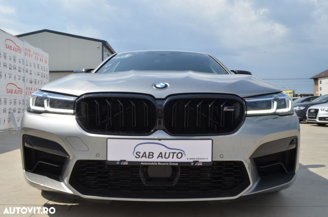 BMW M5 Competition - 25