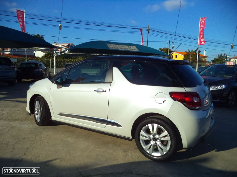 DS DS3 BE CHIC 1.6 HDI 100CV - 7