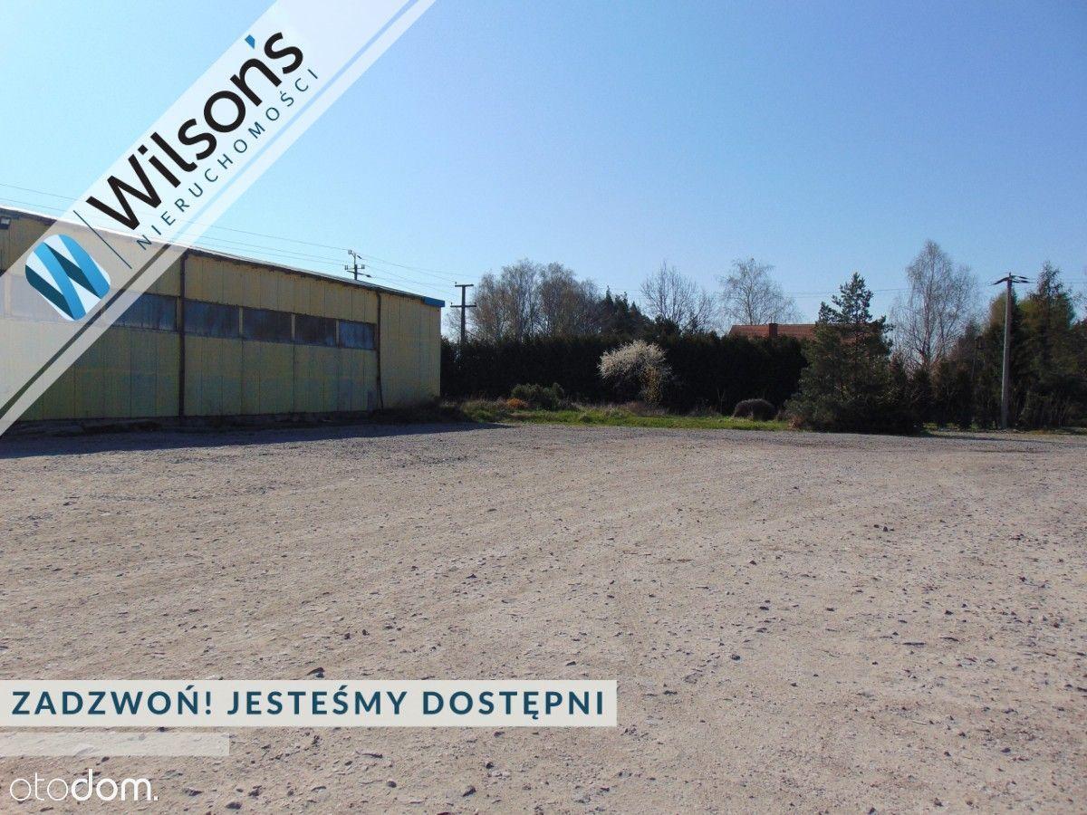 Nieruchomość komercyjna przy drodze S7. 14500 m²
