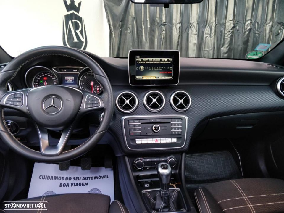 Mercedes-Benz A 180 CDi BE Style - 9