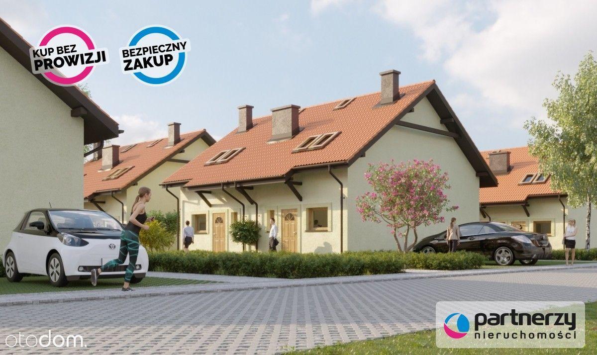 Dom z dużym ogrodem blisko Pruszcza Gdańskiego