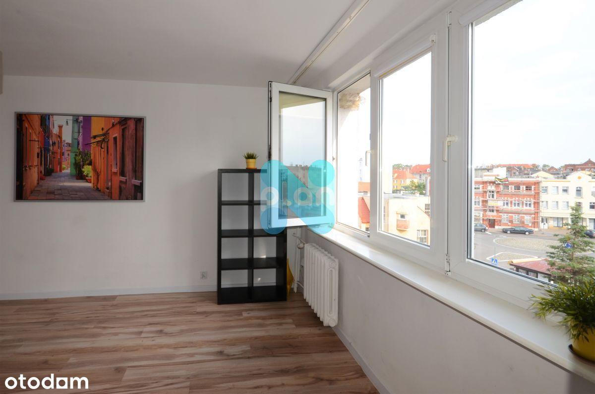 Słoneczne dwa pokoje w centrum Malborka