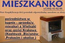Deweloperzy: Pośrednictwo Nieruchomości Wielickie - Piotr Knapik - Wieliczka, wielicki, małopolskie