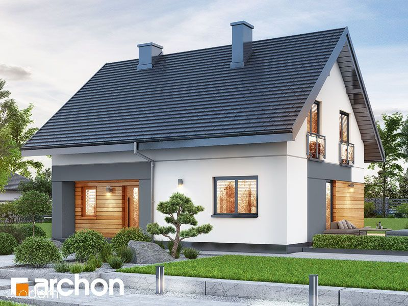 Godowa , nowe domy