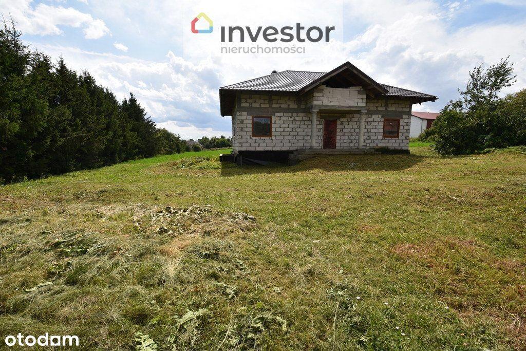 Gospodarstwo rolne wraz z domem na sprzedaż