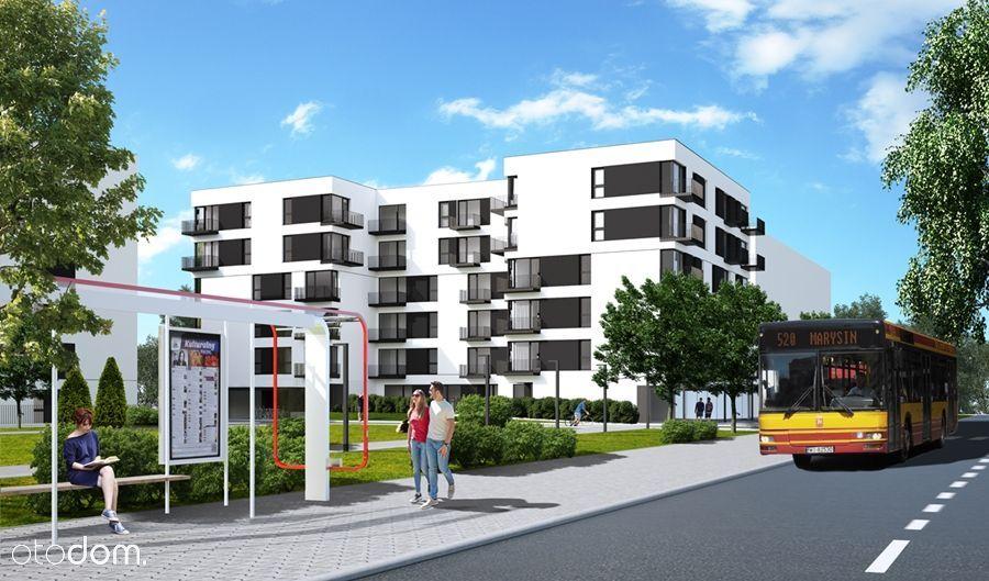 Mieszkanie w inwestycji Nowy Marysin II, nr 36