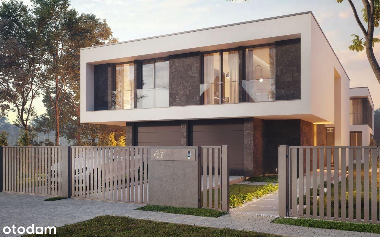 Sasanek Residence - Nowoczesny dom na Julianowie
