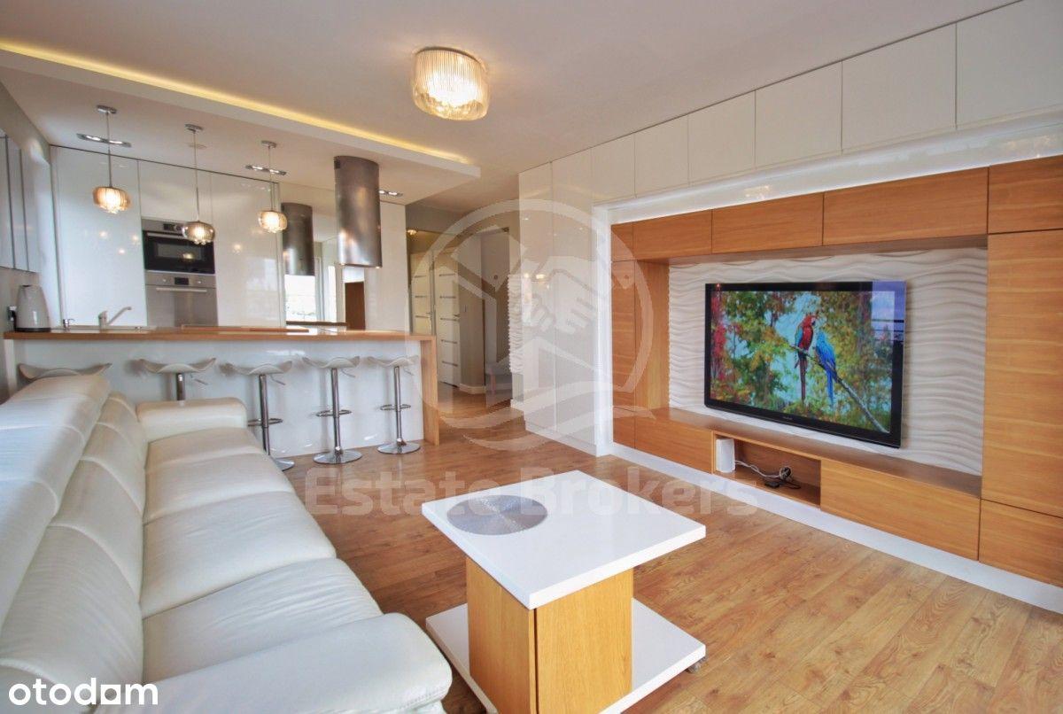 (Pl/Eng/Ru) Lux standard|3 pokoje|Centrum miasta