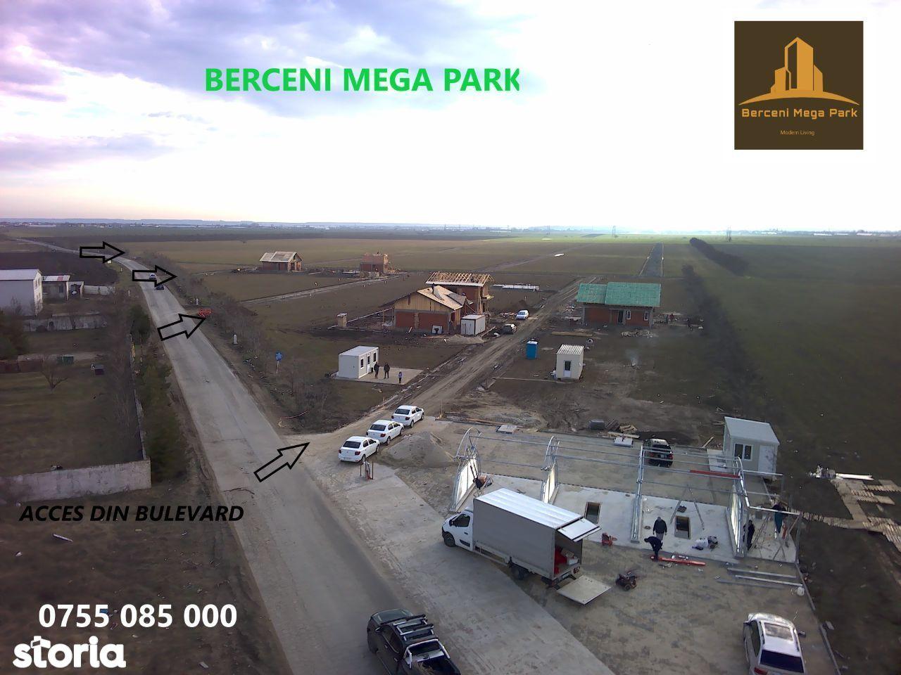 Proiect Rezidential MEGA PARK BERCENI RATE 12-24 luni fara comision !