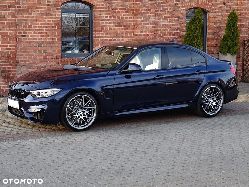 BMW M3 Competition Individual Bezwypadkowy Salon PL - 2