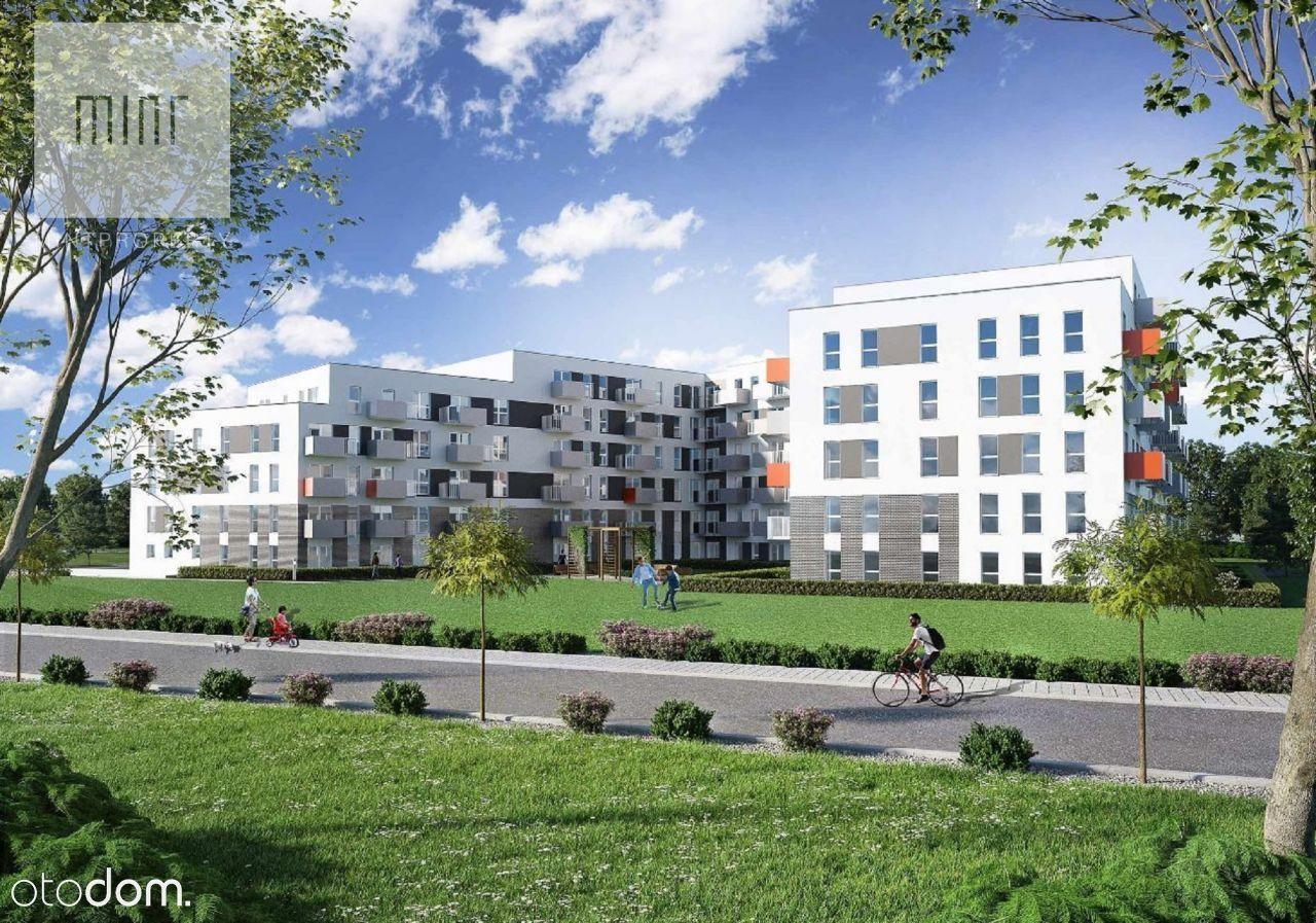 3-pokojowe mieszkanie w nowej inwestycji