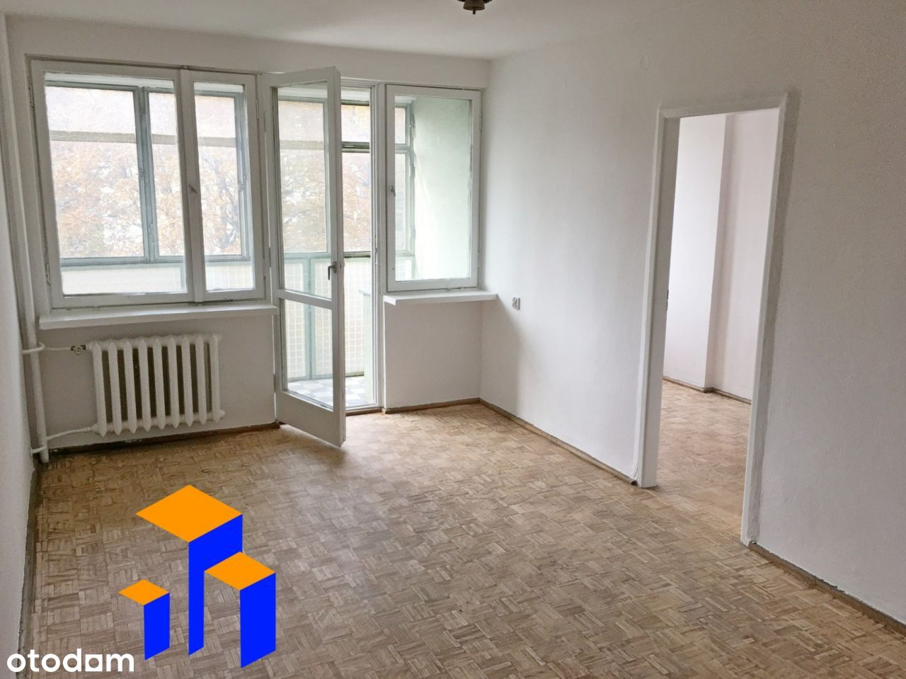 Mieszkanie, 37,40 m², Warszawa