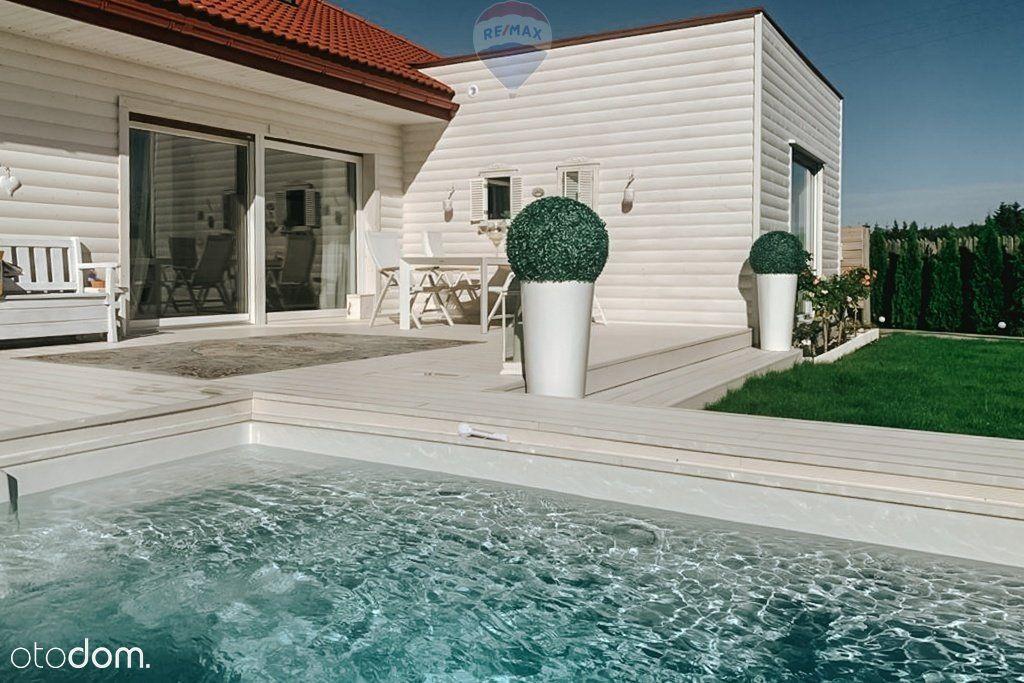 Luksusowa parterówka z basenem, sauną oklice Pisza