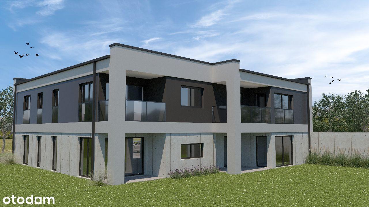 Nowy apartament, 1 piętro, z tarasem, Repty