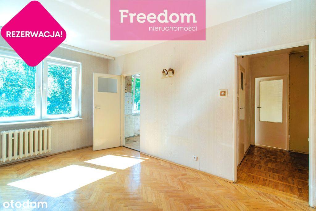 Słoneczne mieszkanie w Gdyni Chyloni do remontu