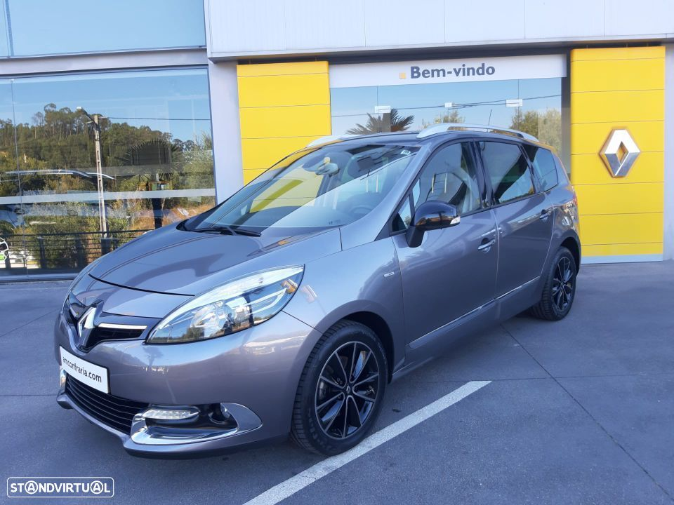 Renault Grand Scénic 1.6 dCi Bose Edition 7L - 8