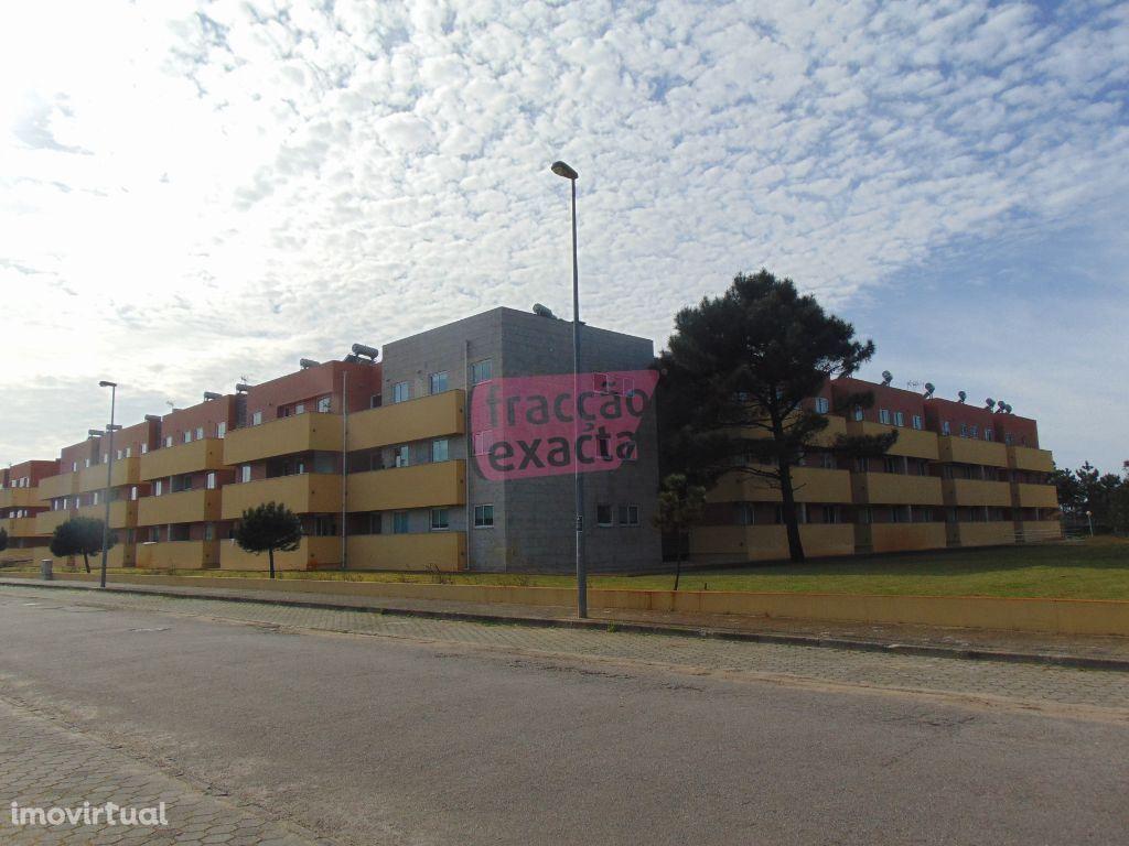 Apartamento T0 | Pine & Beach Residences | Varanda