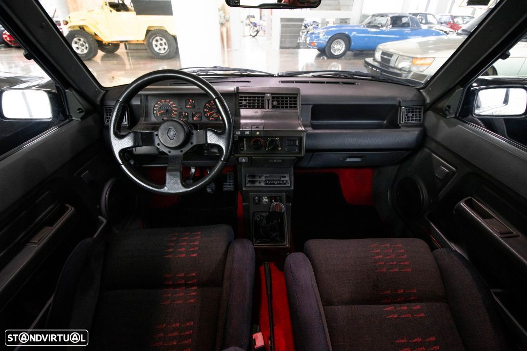 Renault 5 1.4 GT Turbo - 15