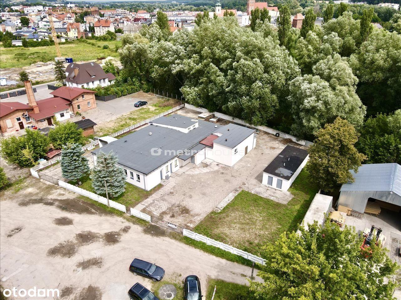 Hala/Magazyn, 530 m², Nowe Miasto Lubawskie