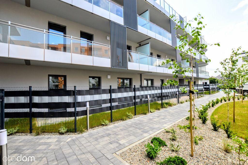 Trzy pokojowe mieszkanie na parterze