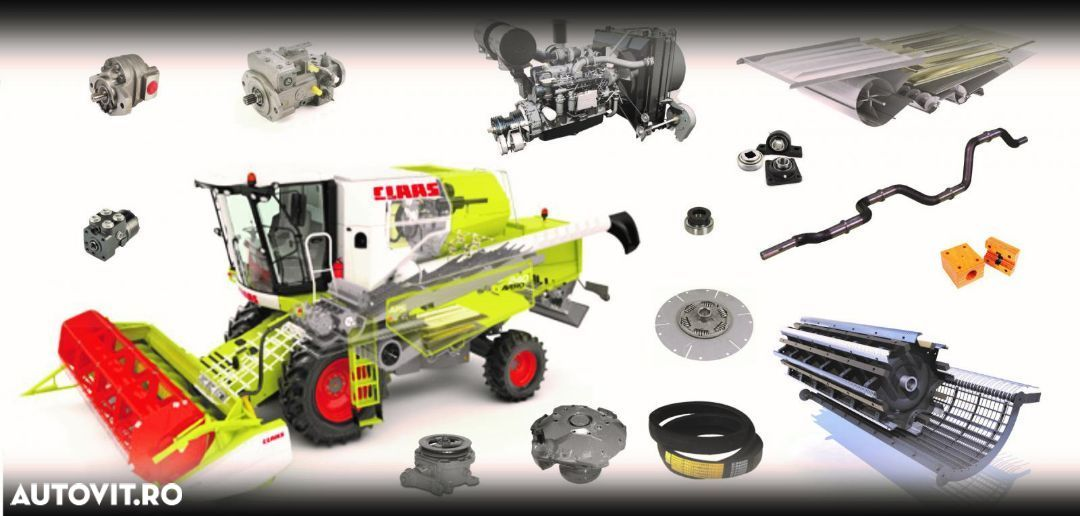 Claas piese combine - 4
