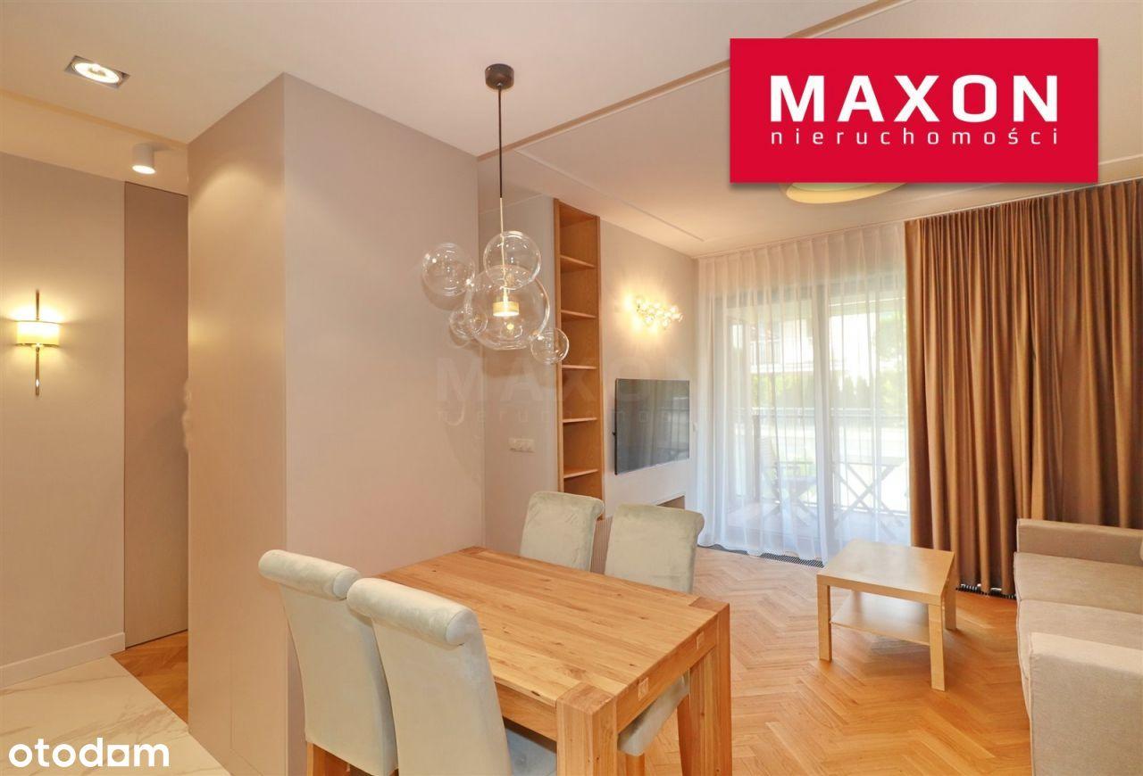 Nowy apartament w inwestycji Dolny Mokotów