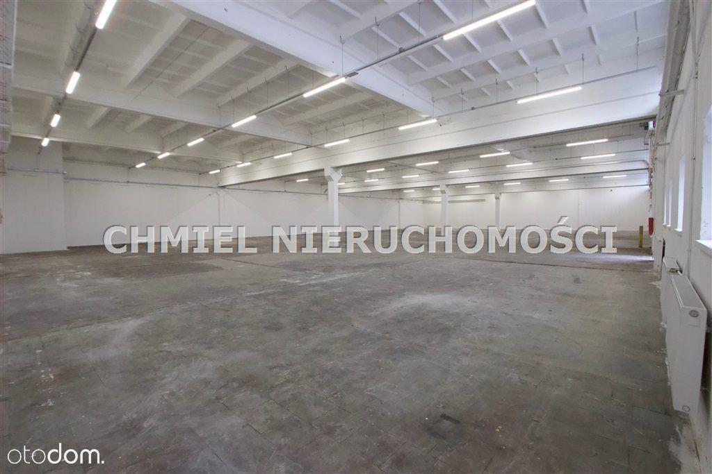 hala 1000m produkcyjno-magazynowa * Nowa Huta*