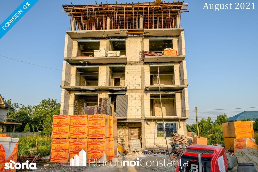 #Garsoniere tip studio la cheie, 35m² - BLD Residence » Mamaia Nord