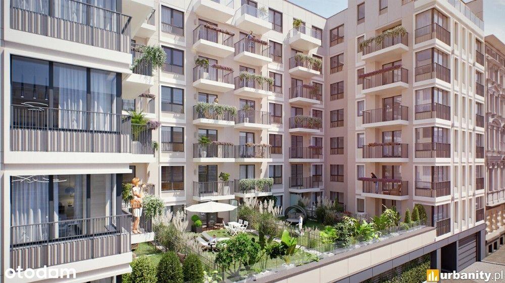 Apartament HB1920 w Centrum Wroc ogród i taras!!!