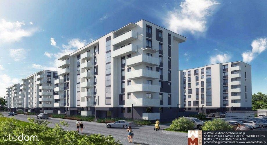 Taras 30m2/ balkon 5m2 / 52m2 -Deweloper